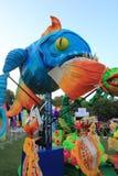 艺术事件在公园狂欢节的在香港 库存图片