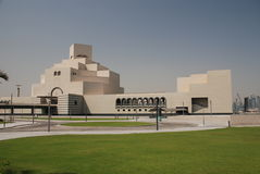 艺术伊斯兰博物馆 库存照片