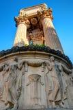 艺术博物馆宫殿在旧金山 库存照片