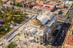 墨西哥城艺术博物馆 库存照片