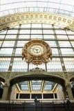 艺术博物馆d `奥赛 巴黎 法国 01 10 2011年 免版税库存照片