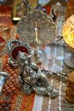 艺术印地安人 免版税库存图片