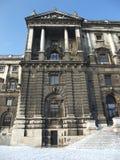 艺术史博物馆维也纳 免版税库存照片