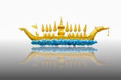 艺术和划船竞争 免版税图库摄影