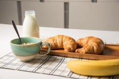 艺术品早餐编辑可能的梯度不分层堆积使用的集 库存图片