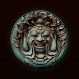 艺术品汉语 免版税库存照片