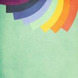 艺术图象,五颜六色的模式 向量例证