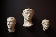 艺术在大英博物馆中 免版税库存图片