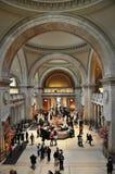 艺术城市大城市博物馆纽约 免版税库存图片