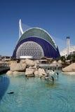艺术城市海洋学scie视图 库存图片