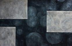 艺术墙壁 免版税图库摄影