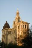 艺术大厦deco纽约 免版税库存照片