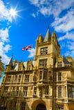 艺术大学教育剑桥,联合王国 免版税图库摄影