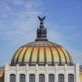 艺术大教堂在墨西哥 库存图片