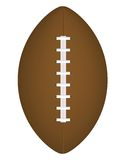 艺术夹子eps8橄榄球可实现的向量 免版税库存照片