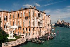 艺术威尼斯学院 库存图片