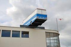 艺术安装, Bexhill在海运 图库摄影