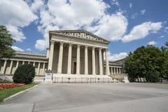 艺术宫殿博物馆在布达佩斯 库存照片