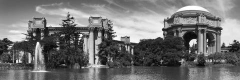 艺术宫殿 免版税库存照片