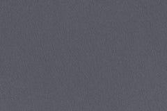 艺术家的粗面淡色纸深灰纹理样品 免版税库存照片