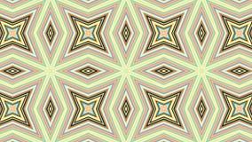 艺术性的万花筒颜色样式 免版税图库摄影