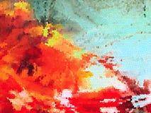 艺术性的作用背景 免版税库存图片
