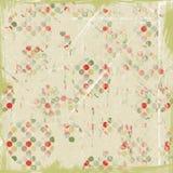 艺术性的球圣诞节五彩纸屑纸张 免版税库存图片