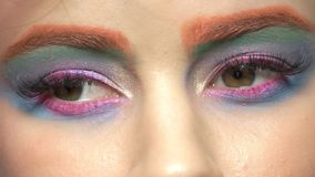 艺术性的眼睛构成宏指令 影视素材