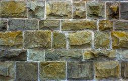 艺术性的砂岩墙壁纹理背景样式 免版税图库摄影