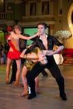 艺术性的舞蹈授予2012-2013 库存照片
