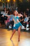 艺术性的舞蹈授予2014-2015 免版税库存照片