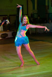 艺术性的舞蹈授予2014-2015 库存图片