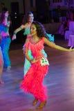 艺术性的舞蹈授予2014-2015 免版税图库摄影
