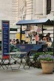 艺术推车:公开艺术空间 免版税库存照片