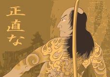 艺术日本传统 免版税库存图片