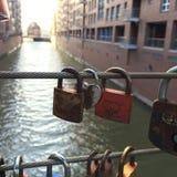 艺术桥 免版税库存照片