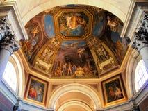 艺术梵蒂冈 免版税库存图片