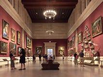 艺术波士顿博物馆  免版税库存图片
