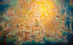 艺术泰国 库存图片