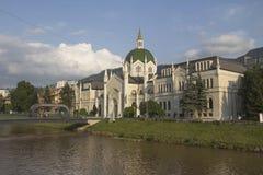 艺术的学院,萨拉热窝 库存照片