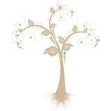艺术结构树 库存图片