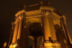 艺术罚款宫殿 免版税库存图片