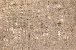 艺术背景粗麻布布料片段图象大袋纹理种类 库存照片