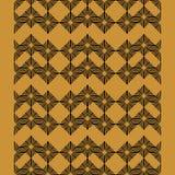 艺术装饰几何样式 向量 免版税库存图片