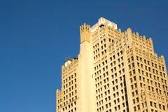 艺术装饰大厦在圣路易 库存照片