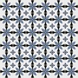艺术装饰样式无缝的样式纹理 库存例证