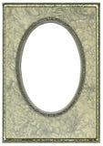 艺术装饰框架 库存图片