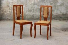 艺术装饰椅子 库存照片