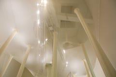 艺术设施由组成埃内斯托根藤在毕尔巴鄂 库存照片