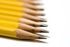 艺术铅笔 库存照片